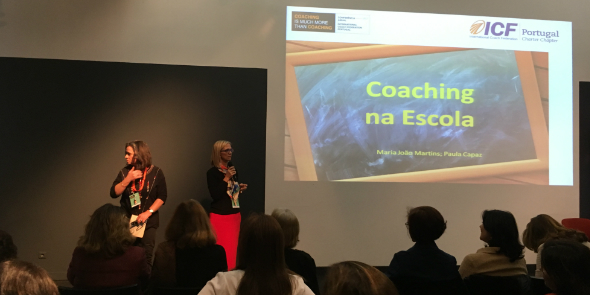 Workshop – «Coaching-pt at the ICF Annual Conference»