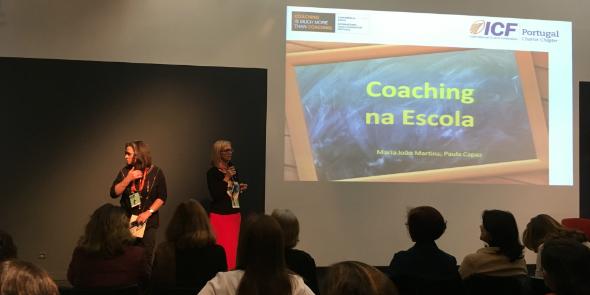 Coaching-pt na Conferência Anual da ICF